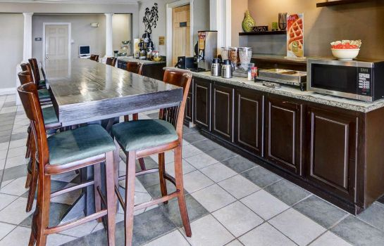Restaurant Quality Inn and Suites Weatherford