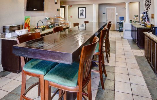 Restauracja Quality Inn & Suites Weatherford