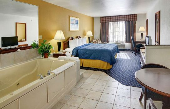 Suite Quality Inn and Suites Weatherford
