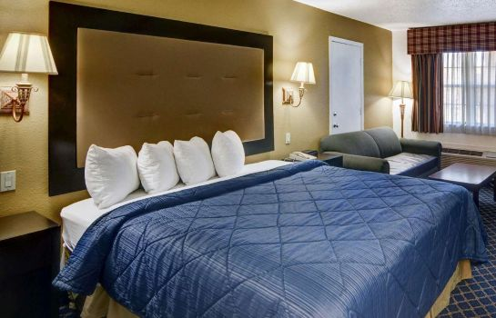 Doppelzimmer Komfort Quality Inn and Suites Weatherford