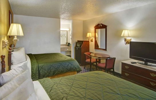Zimmer Quality Inn and Suites Weatherford