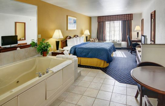 Pokój Quality Inn & Suites Weatherford
