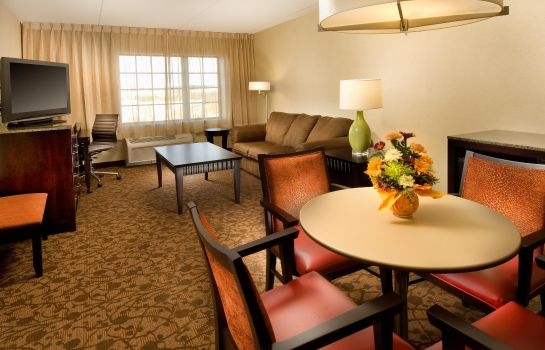 Suite DoubleTree by Hilton Sterling - Dulles Airport