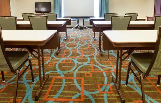 Conference room Hampton Inn St Louis-Airport