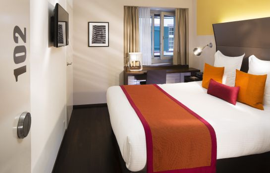 Double room (standard) Hotel D