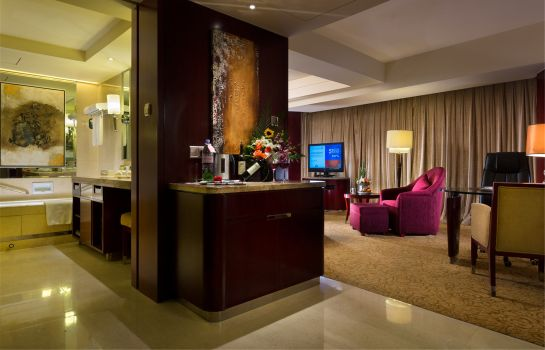 Double room (superior) Wyndham Hotel Xian
