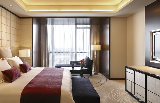 Double room (superior) The Qube Pudong