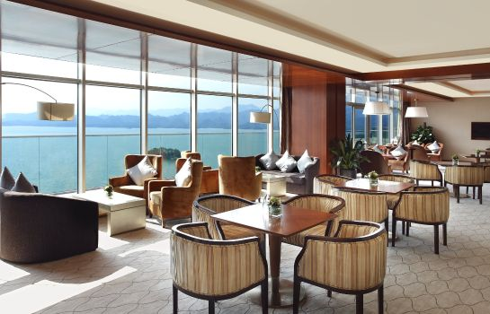 Hotelbar Sheraton Qiandao Lake Resort