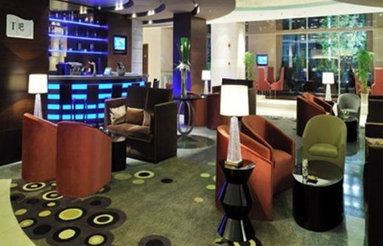 Hotel-Bar The Qube Hotel Nan Qiao