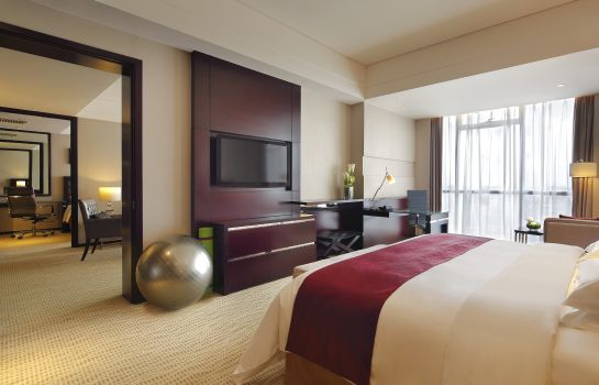 Suite The Qube Pudong