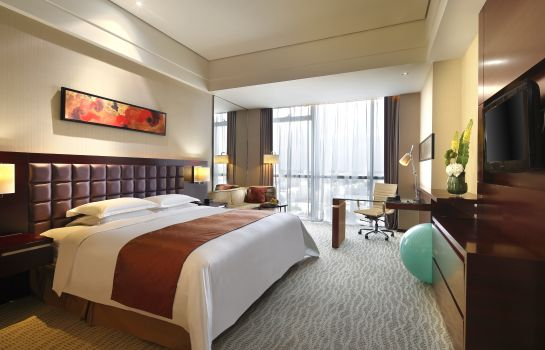 Single room (superior) The Qube Pudong