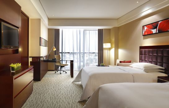 Double room (standard) The Qube Pudong