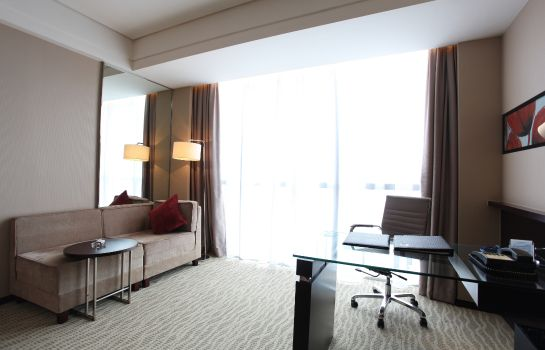 Room The Qube Pudong