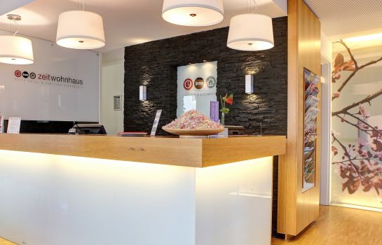 Reception Zeitwohnhaus Suite Hotel & Serviced Apartments Superior