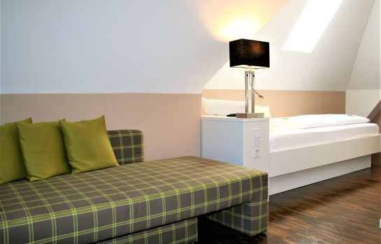 Single room (superior) Zeitwohnhaus Suite Hotel & Serviced Apartments Superior
