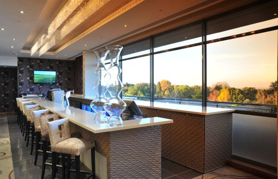 Bar del hotel Holiday Inn JOHANNESBURG - ROSEBANK