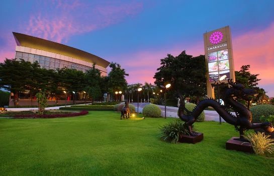 Exterior view BW Premier Collection Amaranth Suvarnabhumi Airport