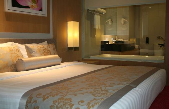 Suite BW Premier Collection Amaranth Suvarnabhumi Airport