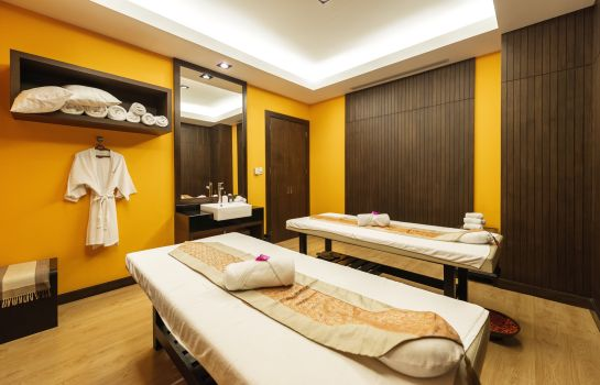 Massage room A-One Boutique Hotel Bangkok