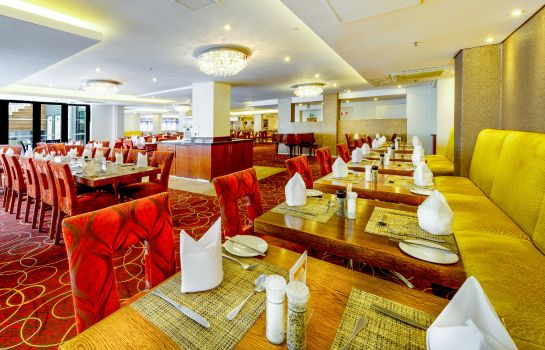 Restaurante Holiday Inn CAPE TOWN