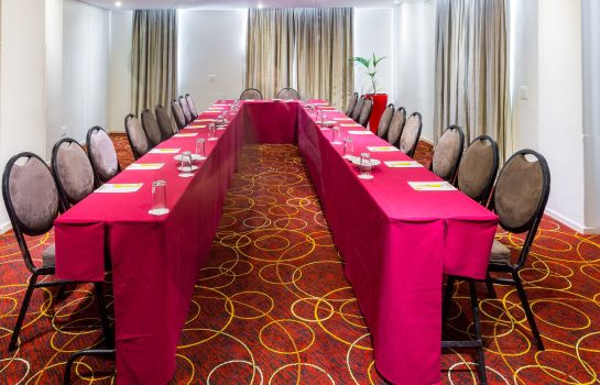 Sala de reuniones Holiday Inn CAPE TOWN
