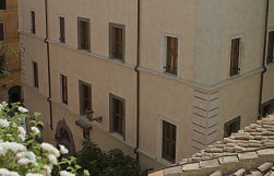 Exterior view Navona Palace Residenze di Charme