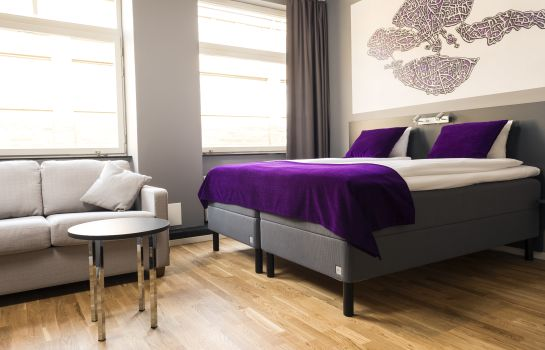 Doppelzimmer Komfort Connect Hotel City