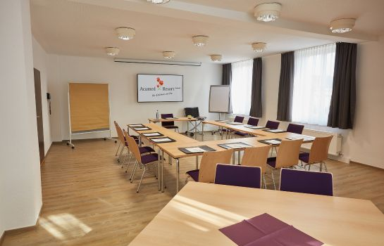 Conferences Akzent Hotel Acamed Resort