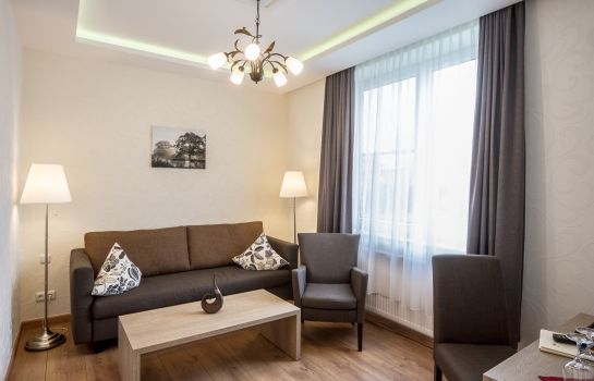 Suite Akzent Hotel Acamed Resort