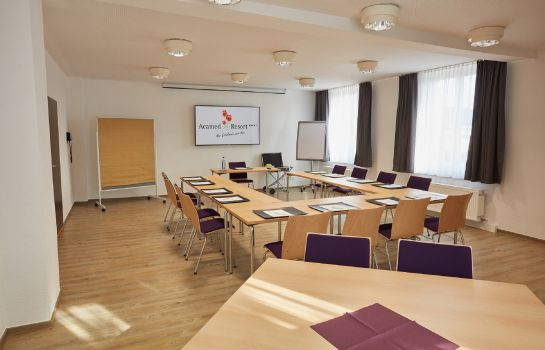 Conference room Akzent Hotel Acamed Resort