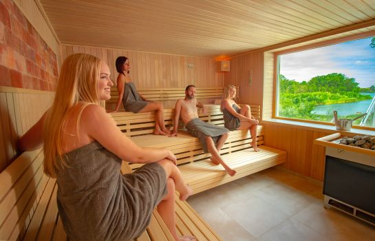 Sauna Akzent Hotel Acamed Resort
