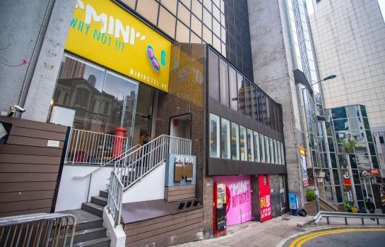 Exterior view Mini Hotel Central