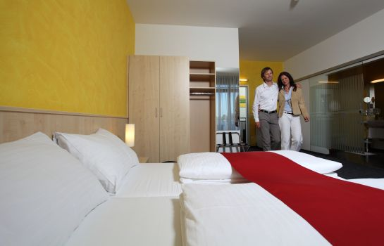 Double room (standard) Colora Hotel Garni