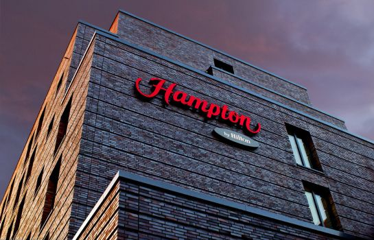 Außenansicht Hampton by Hilton Berlin City West