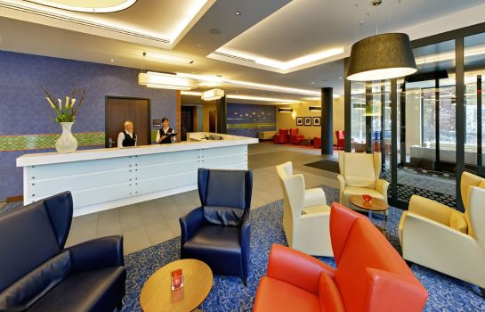 Hotelhalle Hampton by Hilton Berlin City West