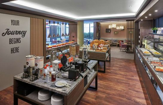 Restaurant Hampton by Hilton Berlin City West
