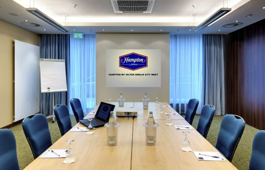 Tagungsraum Hampton by Hilton Berlin City West