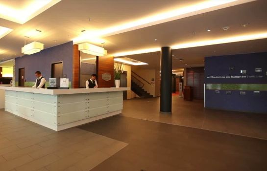 Info Hampton by Hilton Berlin City West