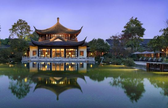 Vista esterna Four Seasons Hotel Hangzhou at West Lake