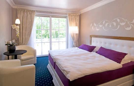 Single room (superior) Amethyst Lüneburg