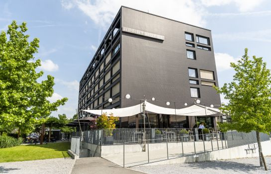 Außenansicht HOTEL APART – Welcoming I Urban Feel I Design