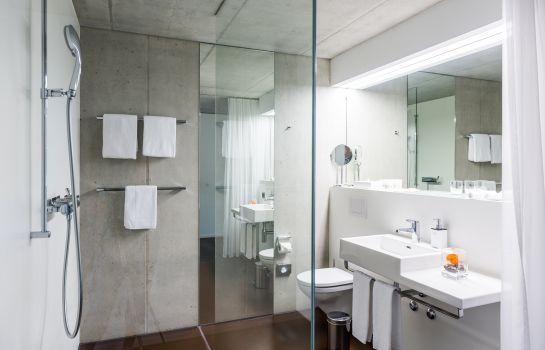 Badezimmer HOTEL APART – Welcoming I Urban Feel I Design