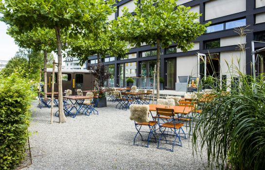 Tuin HOTEL APART – Welcoming I Urban Feel I Design