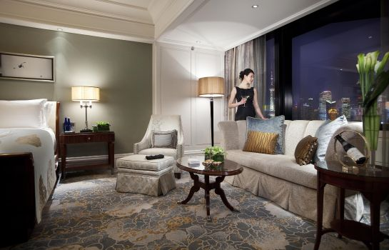 Suite Waldorf Astoria Shanghai on The Bund
