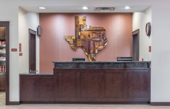 Hotelhalle TownePlace Suites Fort Worth Downtown