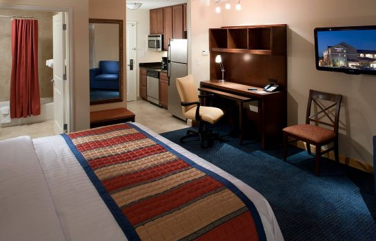 Zimmer TownePlace Suites Fort Worth Downtown