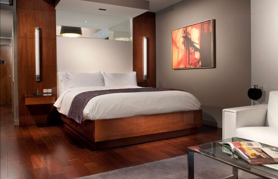 Room Hotel Beaux Arts Autograph Collection