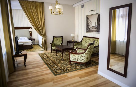 Suite Best Western Plus Hotel Dyplomat