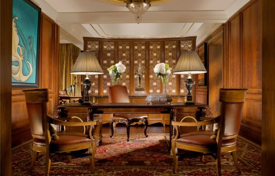 Lobby The Leela Palace New Delhi