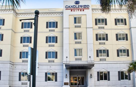 Außenansicht Candlewood Suites MOBILE-DOWNTOWN